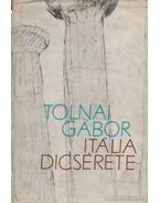 Itália dícsérete - Tolnai Gábor