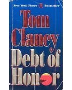 Debt of Honor - Tom Clancy