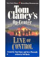Op-Centre – Line of Control - Tom Clancy