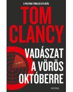 Vadászat a Vörös Októberre - Tom Clancy