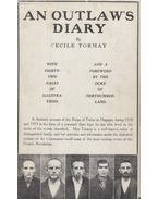 An Outlaw's Diary - Tormay Cécile