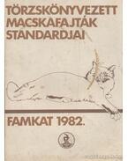 Törzskönyvezett macskafajták standardjai - László Erika