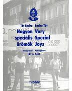 Nagyon speciális örömök - Retrospektív 1971-2011 - Tót Endre