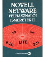 Novell netware felhasználói ismeretek II. - Tóth Bertalan, Tamás Péter, Kelemen Gáspár, Golenczki István