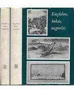 Küzdelem, bukás, megtorlás I-II. - Tóth Gyula