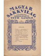 Magyar Sakkvilág 1933. Október - Tóth László