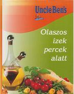 Uncle Ben's - Olaszos ízek percek alatt -  Tóth Szilvia