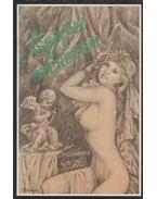 Az asszony és a szerelem - Toussaint, Franz