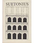 A caesarok élete - Tranquillus, Gaius Suetonius