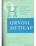 Orvosi Hetilap 1983 I-II. (teljes évfolyam) - Trencséni Tibor
