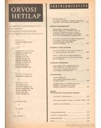 Ovosi Hetilap 1973 I-II. (teljes évfolyam) - Trencséni Tibor