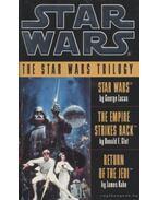 The Star Wars trilogy - Donald F. Glut, James Kahn, George Lucas