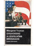 Gyilkosság a legfelsőbb bíróságon - Truman, Margaret
