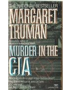 Murder in the CIA - Truman, Margaret