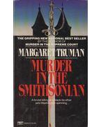 Murder in the Smithsonian - Truman, Margaret