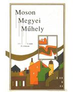 Moson  Megyei Műhely 2001. 2. szám - Tuba László