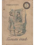 Tavaszi vizek - Turgenev, Ivan Sergeevic