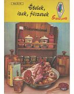Ételek, ízek, fűszerek - Turós Emil