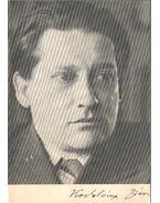 Kodolányi János ajánló bibliográfia - Tüskés Tibor