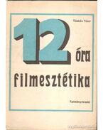 Tizenkét óra filmesztétika - Tüskés Tibor