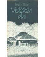 Vidéken élni (dedikált) - Tüskés Tibor