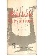 Bartók-breviárium - Ujfalussy József