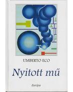 A nyitott mű - Umberto Eco