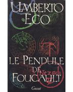 Le pendule de Foucault - Umberto Eco