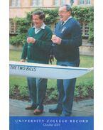 University College Record - October 2003