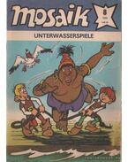 Unterwasserspiele - Mosaik 1988/8