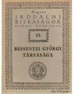 Bessenyei György társasága - Vajthó László