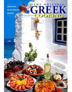 The Original Greek Cooking - VALAVANIS, ALXANDROS