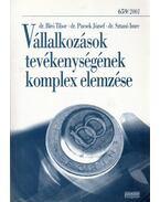 Vállalkozások tevékenységének komplex elemzése - Bíró Tibor, dr., Pucsek József Dr., Sztanó Imre Dr.