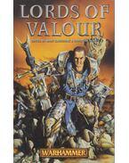 Warhammer – Lords of Valour - GASCOIGNE, MARC – DUNN, CHRISTIAN (editor)