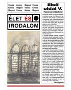 Első oldal V. - Váncsa István, Kovács Zoltán, Megyesi Gusztáv