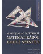 Készüljünk az érettségire matematikából emelt szinten - Vancsó Ödön, Bárd Ágnes, Frigyesi Miklós, Lukács Judit, Major Éva, Székely Péter