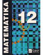 Matematika 12. - Vancsó Ödön