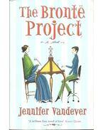 The Brontë Project - VANDEVER, JENNIFER