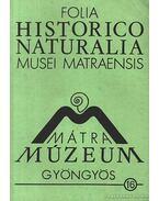 Mátra Múzeum Gyöngyös 16. - Varga András