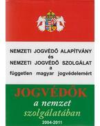 Jogvédők a nemzet szolgálatában - Varga Domokos György