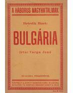 Bulgária - Varga Jenő