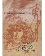 A Petőfi Irodalmi Múzeum Évkönyve 1959 - Vargha Balázs