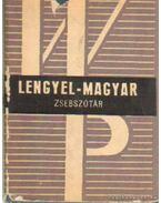 Lengyel-Magyar, Magyar-Lengyel zsebszótár - Varsányi István, Havas Lívia, Skripecz Sándor