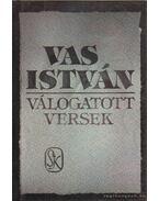 Válogatott versek - Vas István