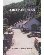 Ajka-Parkerdő - Bányászati Múzeum, Őslény- és kőzettár, Jubileumi emlékek - Vasi Miklósné, Kozma Károly