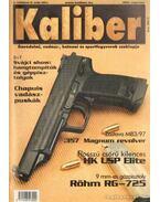 Kaliber 2003. augusztus 6. évf. 8. szám (64.) - Vass Gábor