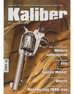 Kaliber 2009. január - Vass Gábor