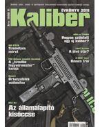 Kaliber évkönyv 2011. - Vass Gábor