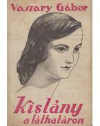 Kislány a láthatáron - Vaszary Gábor