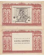 Káma-Szútra - Vátszjájana